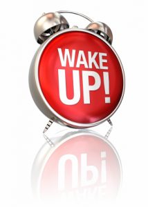 wake-up-clock