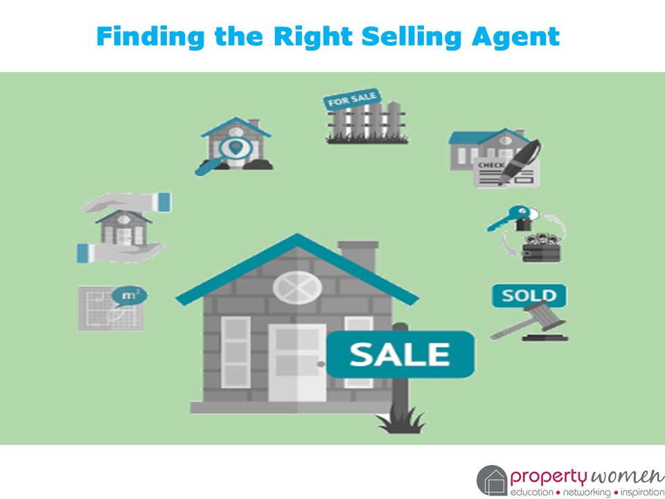 how to find the perfect selling agent